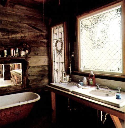 rustic boho decor bathroom bohemian decor bathrooms