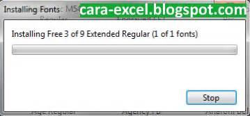 membuat barcode 128 di excel cara membuat barcode dengan excel tips excel