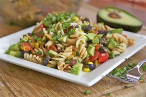 mexican pasta salad mexican taco pasta salad recipe yummy salads pinterest