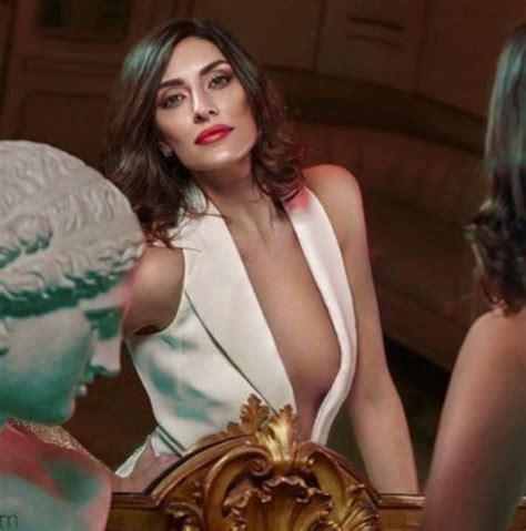 imagenes hot super elisa isoardi le sue sexy foto private fanno impazzire i
