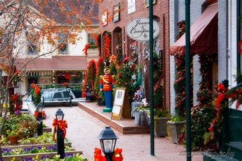 old fashioned christmas decorations festivals events