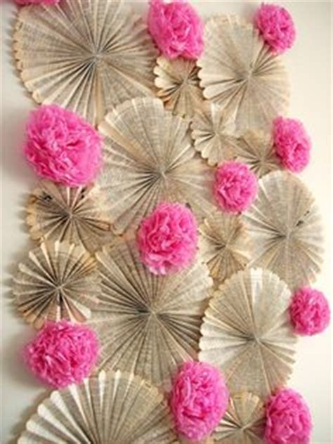 Paperfan Paper Fan Renda Paper Flower Lace Pompom Kertas 20cm 1000 images about photo booths and props on photo booths backdrops and photo booth