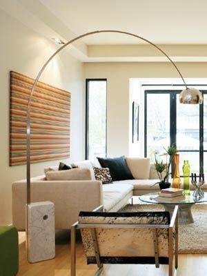 lampara arco  clasico de la iluminacion ideas casas