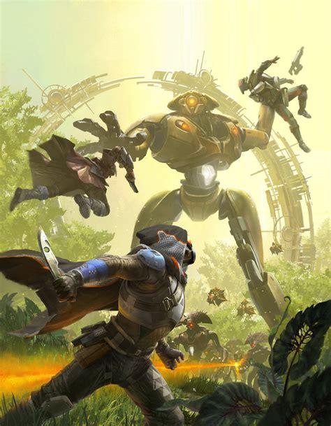Battle For Destiny check out these amazing destiny concept gametribute