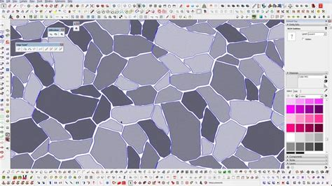 sketchup layout hatch patterns sketchup weld hatch patterns 2d boolean youtube