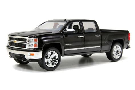 ebay trucks chevy silverado pickup truck black jada just trucks