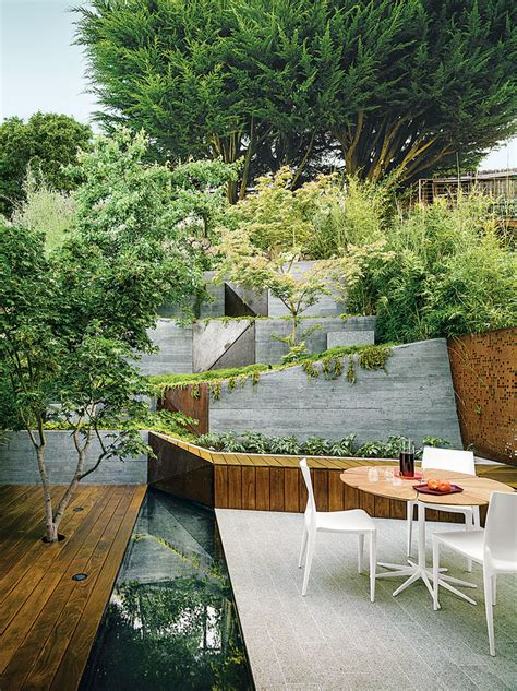 How To Make A Garden In Your Backyard by Hillside Terrace Gardens How To Build A Terrace Garden