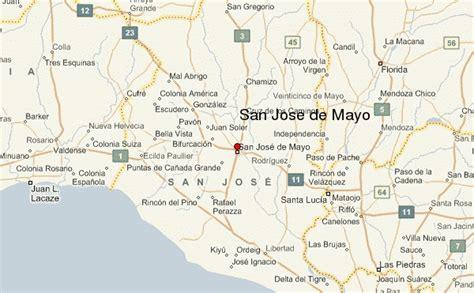san jose uruguay map san jose de mayo location guide