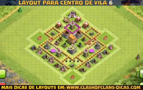 layout vila cv 6 layouts de centro de vila 6 para clash of clans clash of