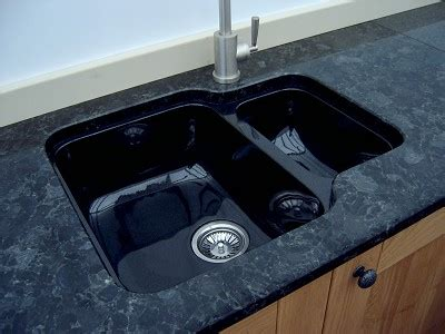 black granite undermount kitchen sinks homeofficedecoration black granite sinks undermount