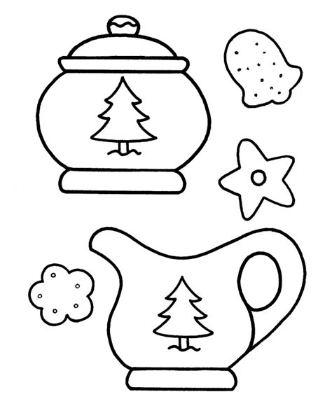 coloring page christmas cookies christmas cookie coloring page pictures to pin on