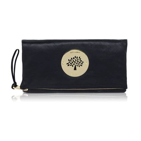 Mulberry For Giles Clutch Bag As Seen On Macdonald At Mojo Awards by Mulberry Clutch
