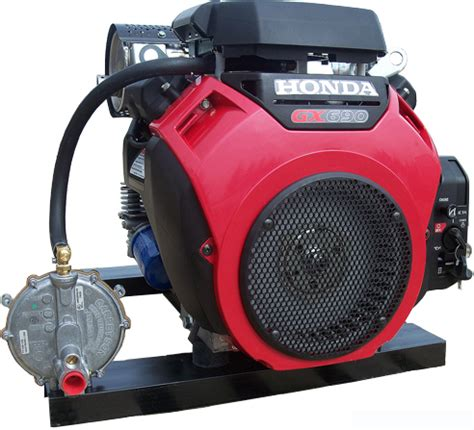 honda powered 16 000 watt propane gas generator