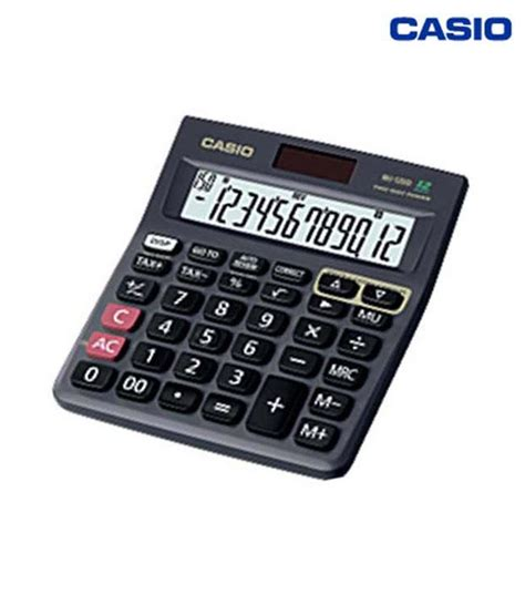 Casio Dj 120d Kalkulator Meja casio check calculator dj 120d pack of 10 buy at