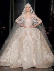 Elie Saab Wedding Dresses Elie Saab Spring Summer 2013 Couture Dresses Wedding Inspirasi