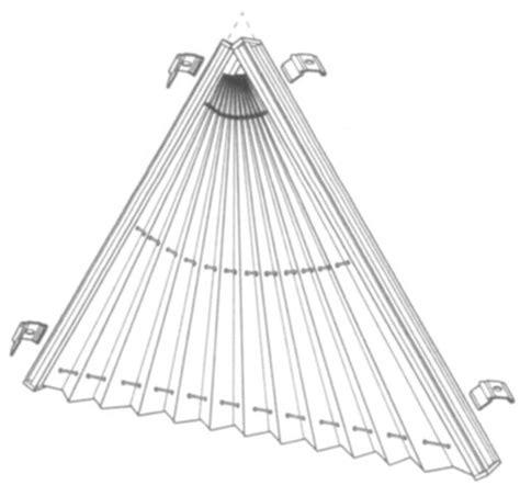dreiecksfenster sichtschutz plissee system f 252 r f 252 r dreiecksfenster und giebelfenster