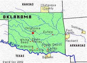 map of oklahoma border book part 4 chapter 9