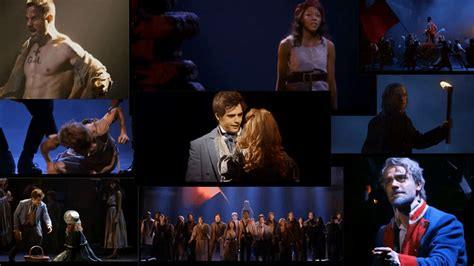 Les Miserables Returns To Broadway by 10 Gifs From The New Broadway Revival Of Les Miserables