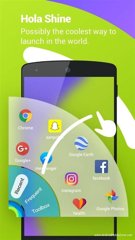 hola apk hola launcher theme wallpaper apk v3 1 0 b3101 adfree proper android application