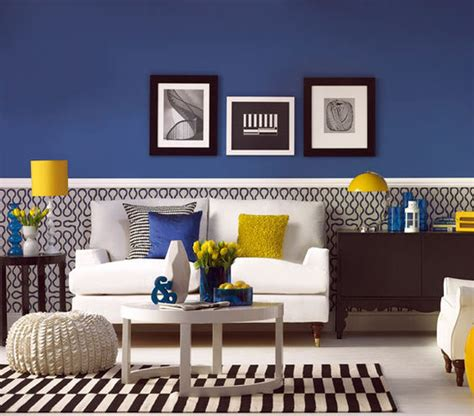 blue and yellow decor km decor yellow blue