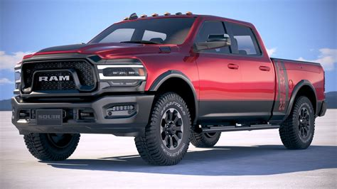 2019 Dodge Power Wagon ram power wagon 2019
