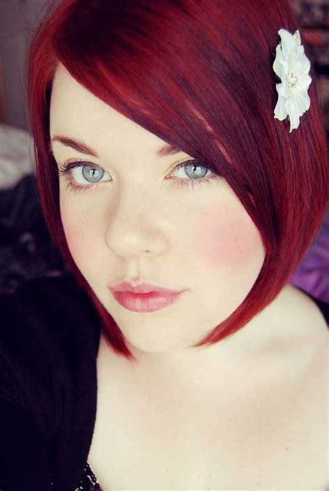 cranberry hair color 20 bobs hairstyles bob hairstyles 2018