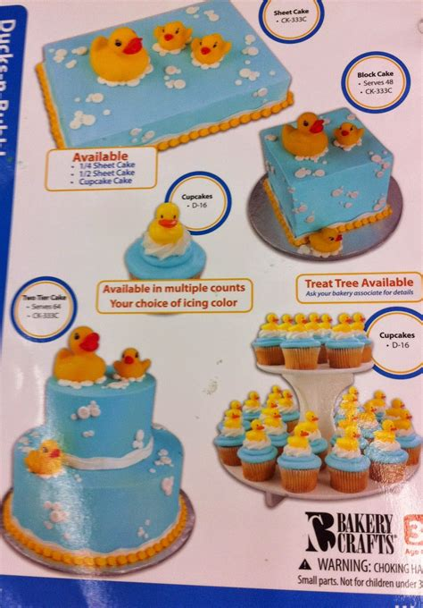 tea time parties cupcakes rubber duck baby shower cakes  cupcakes