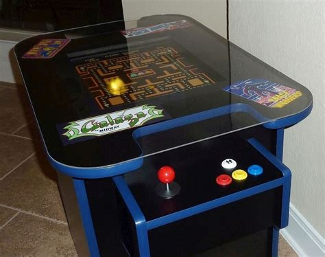 Pacman Table by Classic 80 S Arcade Table W 60 Ms Pacman