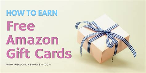 real online surveys get paid cash to take surveys from home - How To Earn Amazon Gift Cards For Free