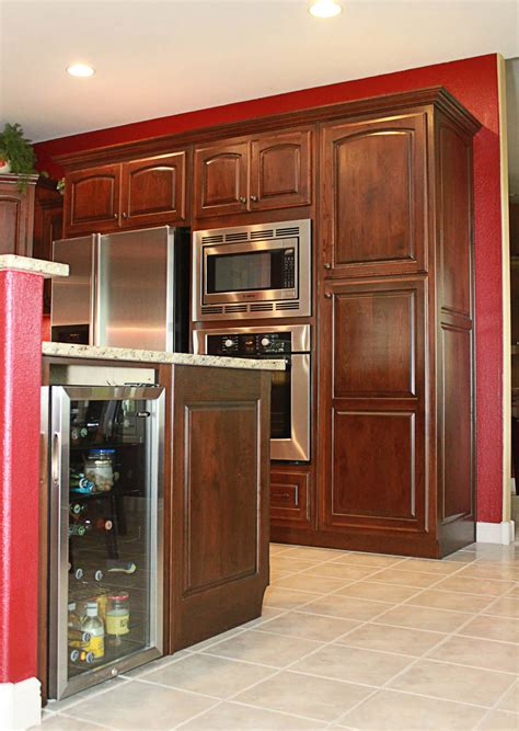 rustic cherry kitchen cabinets home the cabinets plus rustic cherry kitchen cabinets