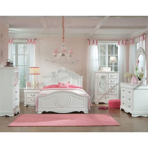 kids furniture glamorous little girl twin bedroom set