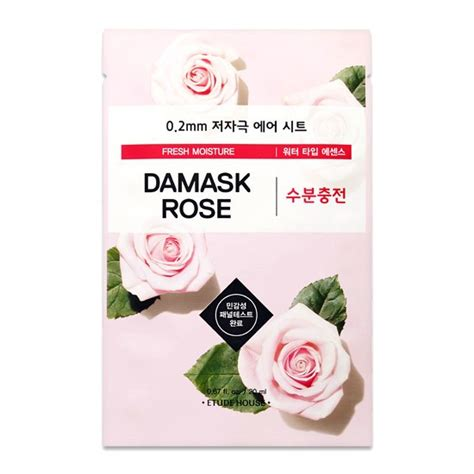 Etude House 02mm Therapy Air Mask Sheet 1 etude house mask sheet 0 2 therapy air mask damask