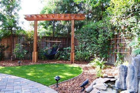 Tonnelle Jardin 793 by I The Pergola With The Chair Swing As It Makes The