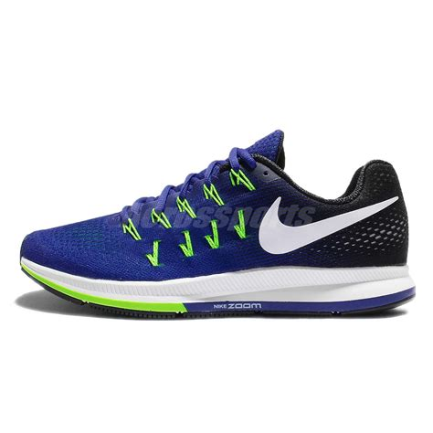 nike air zoom pegasus 33 blue green mens running trainers sneakers 831352 400 ebay