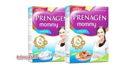 Prenagen Untuk Awal Kehamilan Prenagen Emesis Ibu Untuk Mencegah Mual Mutah