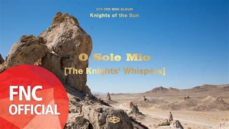 Cd Sf9 3rd Mini Album Knights Of The Sun sf9 3rd mini album knights of the sun the knights