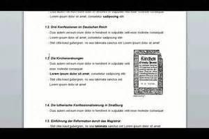 Lebenslauf Naturwissenschaften Vorlage Handoutvorlage So Erstellen Sie Ein Handout F 252 R Ihr Referat