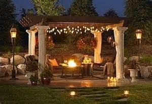 Fire Pit Under Pergola by Fire Pit Under Pergola Evening Star Way Pinterest