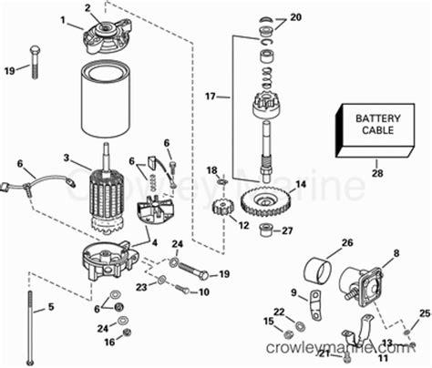 1987 90 hp mercury outboard wiring diagram 1987 wiring