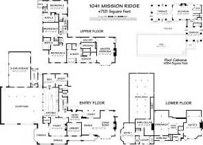 mission santa barbara floor plan santa barbara mission floor plan model pictures to pin on