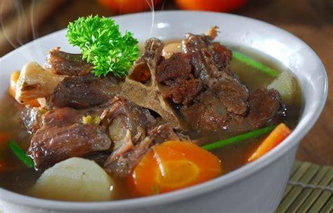 Bibit Sapi Hari Ini resep sup buntut sapi bening empuk resep hari ini