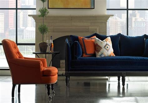 navy blue couches living room navy blue sofa living room transitional with custom stone