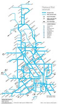 national rail atoc maps