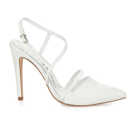 Designer White Wedding Shoes by 9 Designer White Wedding Shoes 250
