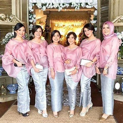 Rok Pendek Span Sma Putih 17 contoh model kebaya pesta 2017 modern mewah dan elegan