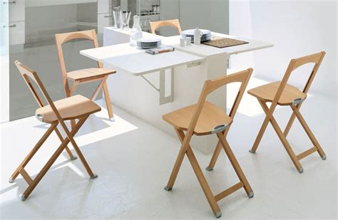Small Folding Kitchen Table Picture Of Small Folding Table For A Small Kitchen