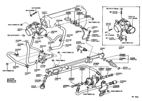 22re engine diagram iac valve install toyota 4runner forum largest 4runner