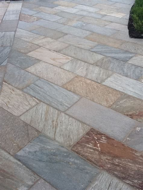 Slate Patio Designs Slate Patio Design Outdoor Projects