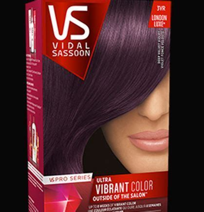 vidal sassoon hair colors vidal sassoon violet hair color best hair colors