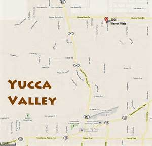map of yucca valley ca yucca valley california hotels